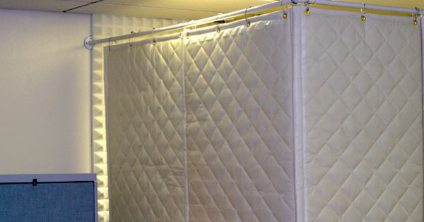 soundproofing a computer room or our drums in the