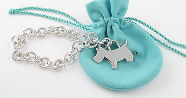 Sterling Silver Ag and jewelry cord Scottish Terrier jewellery Bracelet with Scottish Terrier. Scottish Terrier bracelet