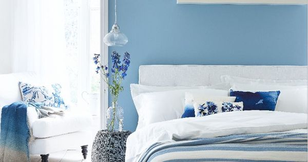 farrow ball lulworth blue kleuren overige slaapkamers pinterest renovieren. Black Bedroom Furniture Sets. Home Design Ideas