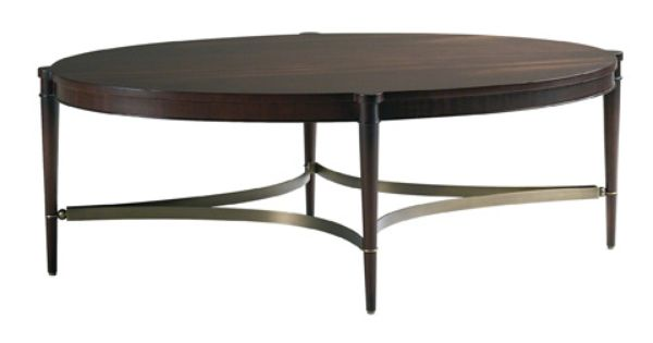 Baker furniture thomas pheasant olivia coffee table home for Affordable furniture in baker