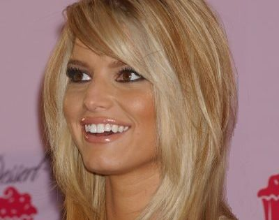 cute short hair colors | Jessica Simpson Hair - Jessica Simpsons Hairstyle