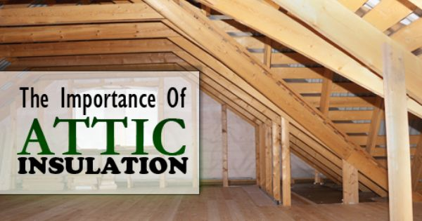 Don T Think Smashing Another Layer Of Batting Over The Old Will Double The Insulation Read What To Do Instead Attic Insulation Insulation Remodel