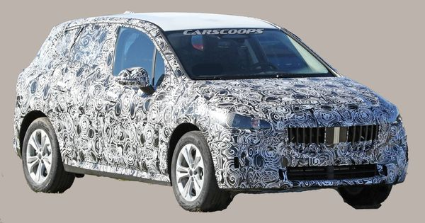 2021 Bmw 2 Series Active Tourer Grows Up Adopts Suv Styling Cues