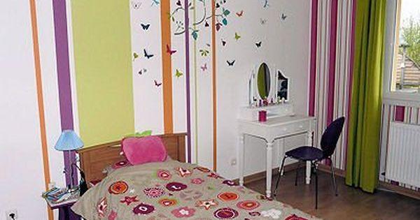 Fille De 10 Ans Decoration Chambre Idee Deco Chambre Deco Chambre