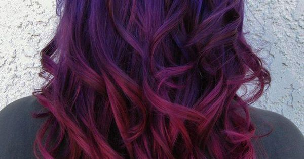 Pravana VIVIDS Violet to Wild Orchid Color Melt , News