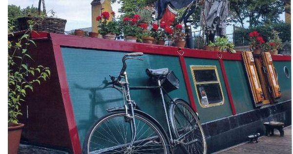 I want to live on a narrow boat narrow boat pinterest for Miroir 50 x 150