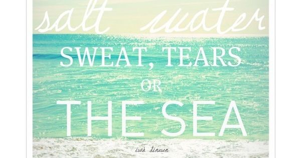 Beach Quotes | beach nautical cottage diy beach quote poster