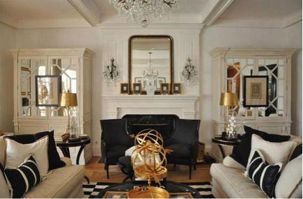 Design On A Budget Pinterest Inspired Home Decor Ideas Homedecor Interiorsolutions Black And Gold Living Room