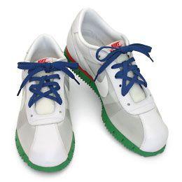 Shoe laces, Ways to lace shoes