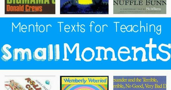 The Applicious Teacher: Small Moments for BIG Impact in Writings (includes books