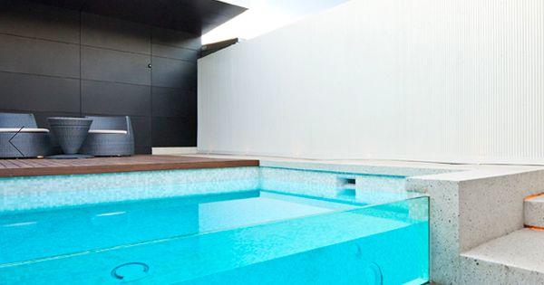 Piscinas cristal precio buscar con google exterior - Cristales para piscinas ...