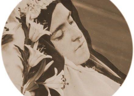 Thérèse St Therese Of Lisieux Saint Teresa Catholic Saints