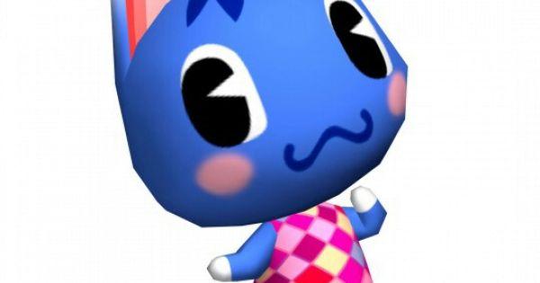 Eine Figur Von Animal Crossing New Leaf.