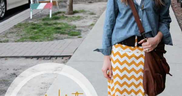 several easy skirt patterns