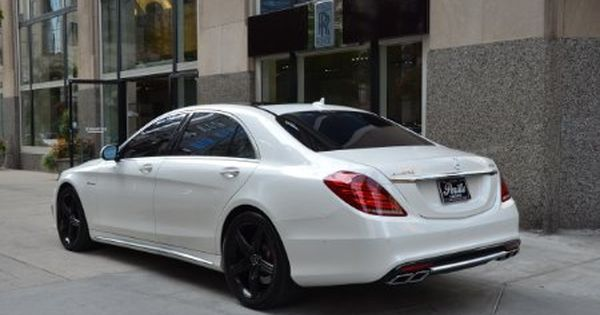 Used 2017 Mercedes Benz S Class Amg S 63 Chicago Il Benz S Class Amg Mercedes Benz