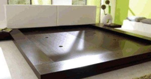 Cama modelo bed pesquisa google ideias para a casa - Cama tipo japonesa ...