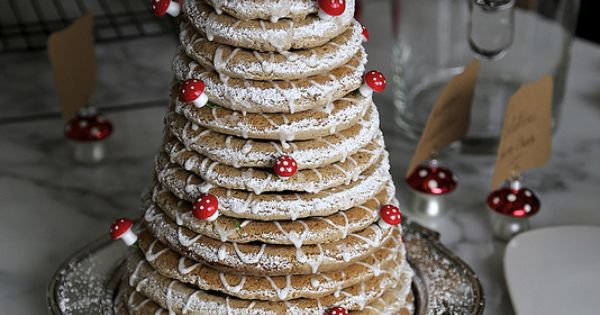 traditional swedish wedding cake recipe kransekake swedish wedding cake swedish treasures 21161