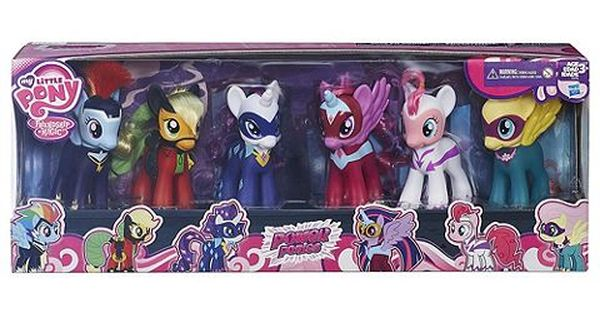 My Little Pony Power Pony Collection My Pony Collection