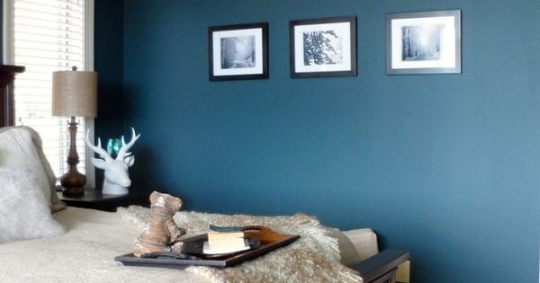 Couleur de chambre - 100 idées de bonnes nuits de sommeil  Design et ...