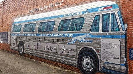 Freedom Riders National Monument Stop Here In The Next Drive Home National Monuments National Parks Freedom Riders