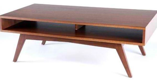 los angeles mid century modern coffee table 350 los. Black Bedroom Furniture Sets. Home Design Ideas
