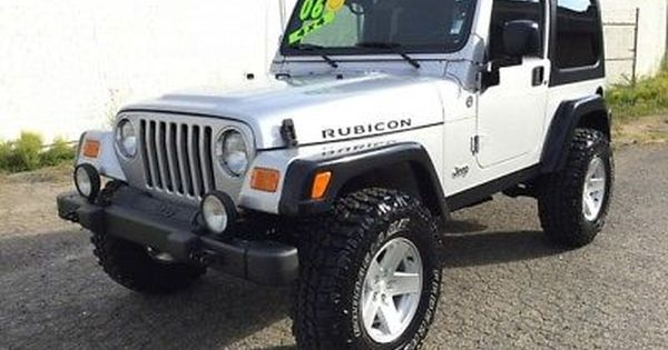 2006 Jeep Wrangler Jeep Wrangler 2006 Jeep Wrangler Jeep