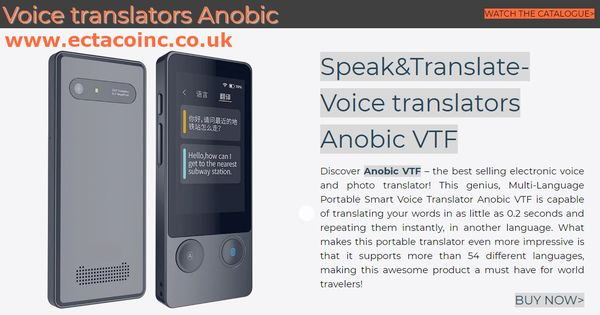 Discover Anobic Vtf The Best Selling Electronic Voice And Photo