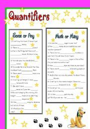 English teaching worksheets: Some/any/much/many | Teaching ... on wedding guest list worksheets, i and me worksheets, preschool phonological awareness worksheets, some any worksheets, skip counting worksheets, double negatives worksheets, have has worksheets, preschool community helpers worksheets, was were worksheets, can and may worksheets,