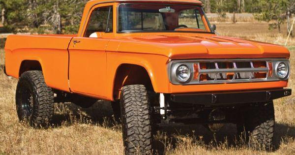 Dodge truck vintage