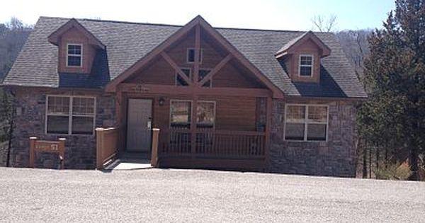 Vrbo Com 460035 Stonebridge Village Gated Golfing Resort Branson Mo Cabin Rentals House Rental Golf Resort