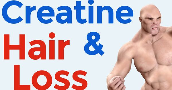 Does creatine cause hair loss? | Stop Hair loss Naturally ...