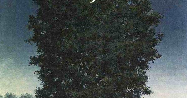 ルネ マグリット 9月16日 深い詩情と静寂にあふれた幻想絵画の巨匠です どの作品にも 驚き と 発見 があって心が浮き立ってきますねえ チューリッヒ美術館展 まろの公園ライフ マグリット ルネ マグリット 美術