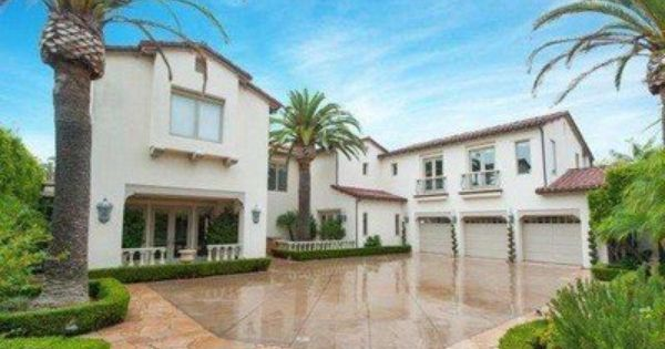 Kobe Bryant And His Wife Vanessa List Newport Coast House For