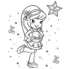 Top 20 Free Printable Strawberry Shortcake Coloring Pages Online Strawberry Shortcake Coloring Pages Strawberry Shortcake Cartoon Coloring Pictures