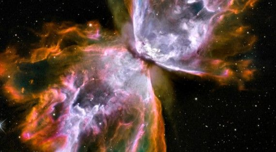 Butterfly Nebula | Colors of Gods creations | Pinterest ...