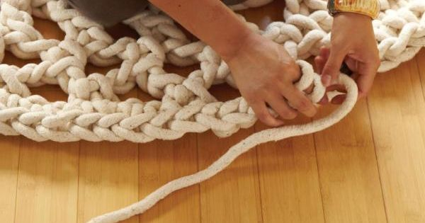 Never knew this to be a way of crocheting! Must try this
