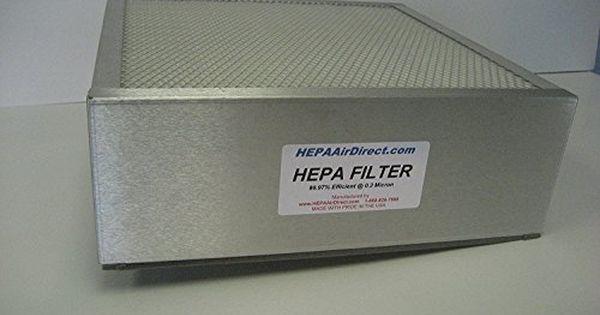 Iqair Healthpro Hepa Filter 3 Hepa Filter Filters Air Purifier