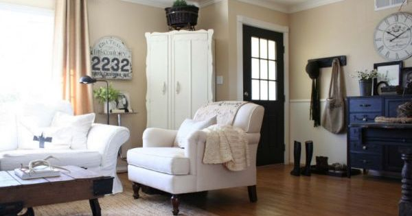 Cottage Style Cottages And Cottage Decorating On Pinterest