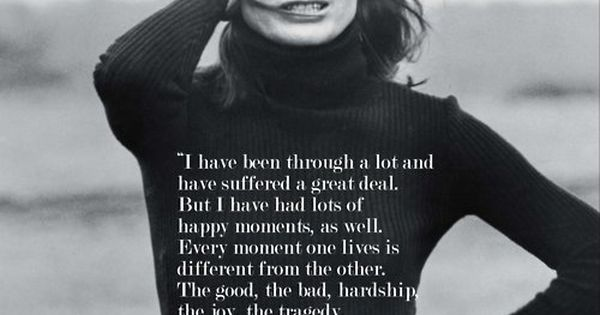 Jackie O quote