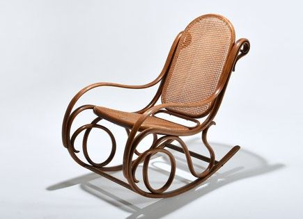 Antique No 6 Rocking Chair By Michael Thonet For Thonet For Sale At Pamono Rocking Chair Chair Rocking Chairs For Sale