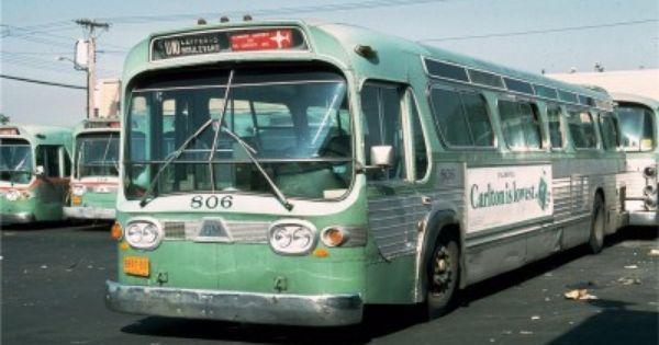 Green Lines Gm Fishbowl Nice Bus Bus Bus Coach