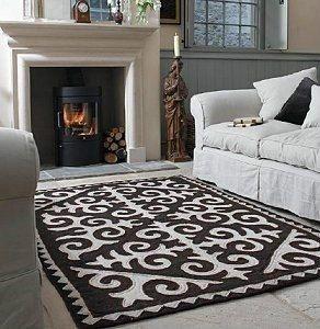 Kazakh Style Living Room Unique Rugs Home Home Decor