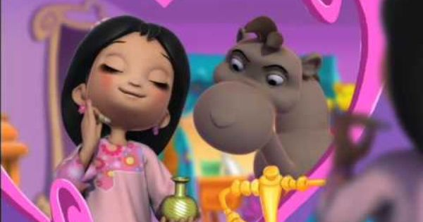 Arabic Alphabet Song كليب شلة دانة حروف الهجاء Minnie Minnie Mouse Disney Characters