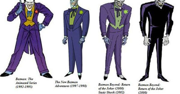 Why I Love Batman The Animated Series Batman Cartoon Joker