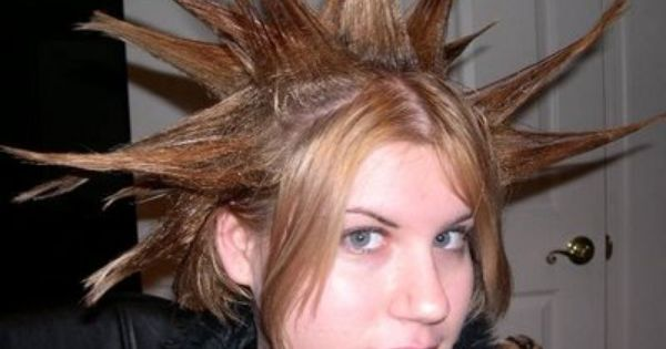 Brilliant 1000 Images About Funny Hairstyles On Pinterest Funny Pics Hairstyles For Men Maxibearus