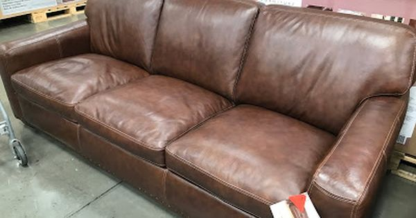 Simon Li Leather Sofa 734867 At Costco