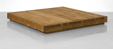How To Build A Freestanding Deck Building