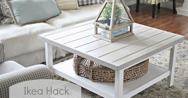 Coffee Table Ikea Hack Creation De Noel Idee Salon Et Faire Soi Meme