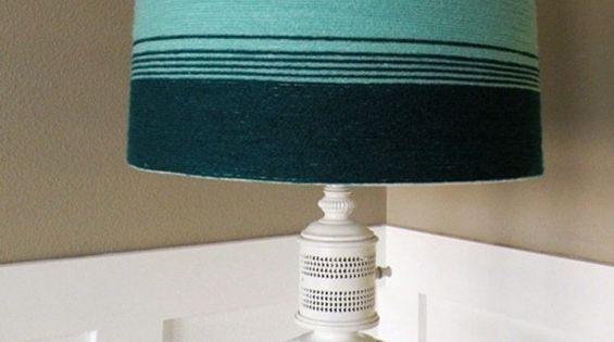 7 DIY Lampshade Ideas