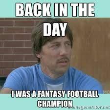 Fantasy Football Trash Talk Memes Fantasy Football Funny